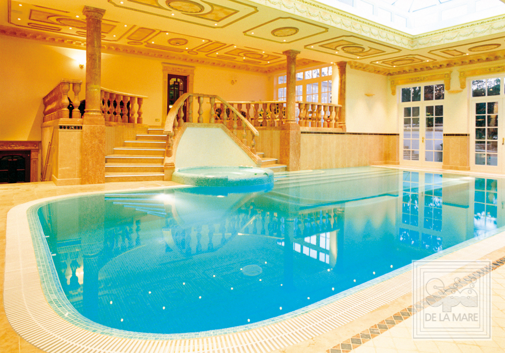 High Profile bespoke Spa Pools 3 - Coliseum Spa & Pool