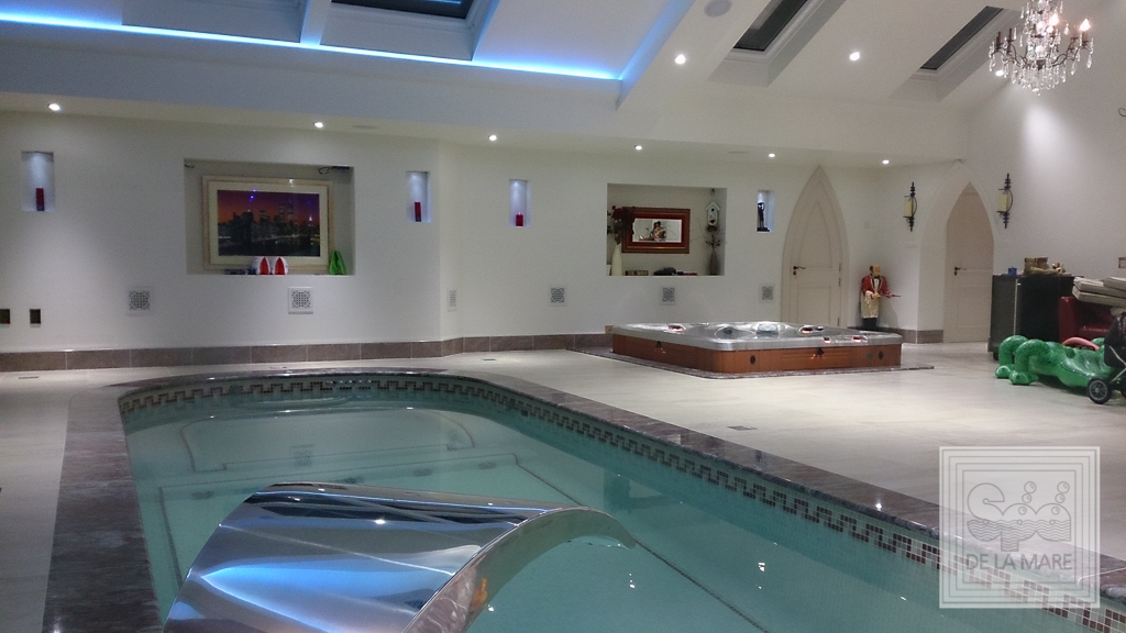 High Profile bespoke Spa Pools 47 - Cleopatra III Swim Spa 9m
