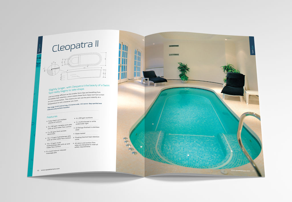 Spa Brochure Image - Request a brochure