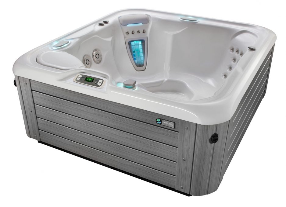 Hot Spring Highlife 2015 Prodigy Ice Gray Monteray Gray HighAngle 938x681 - Prodigy