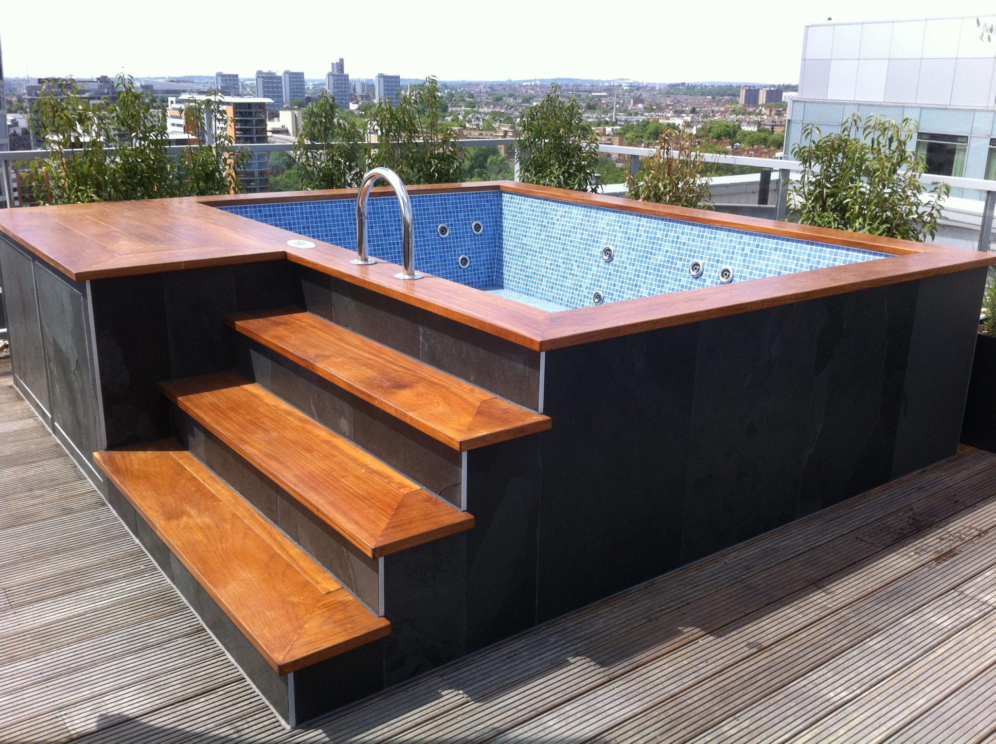 Large Entertainment Spas Swim Spa De La Mare